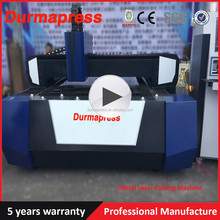 Exchange table fiber laser cutting machine in China Shandong Leiming brand 1200w