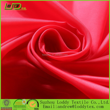 personalized and customized polyester nylon 190T taffeta with crush suitable for lining