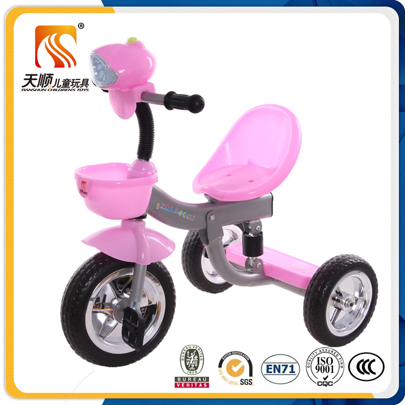 2016 new model kids tricycle from china custom tricycles for kids