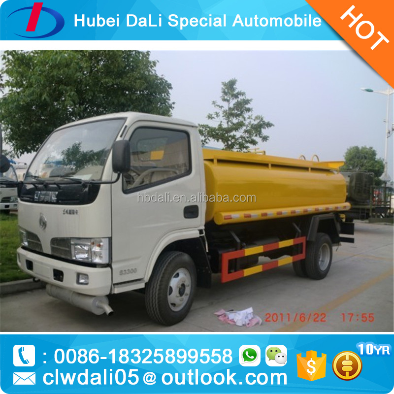 Chemical liquid tank truck sulfuric acid tank truck for sale