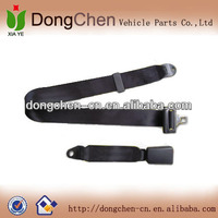 static 2 point safety belt sling/simple two point webbing buckle seat belt