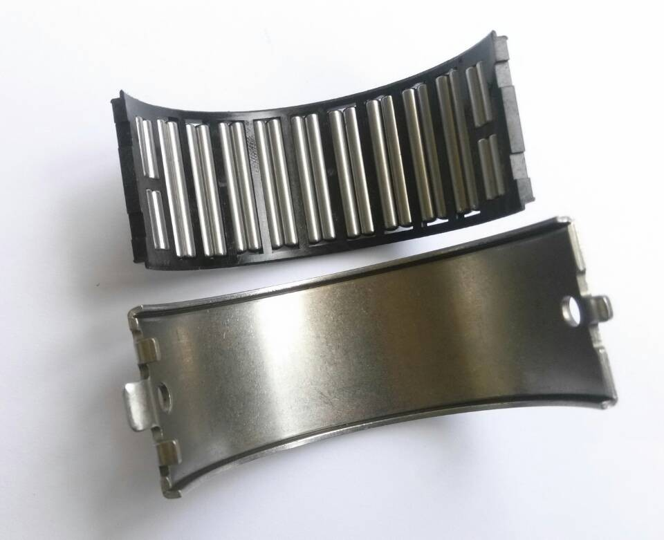 Split needle roller bearing for brake caliper F561553-<strong>R</strong>