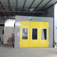 downdraft rent paint booth supplies