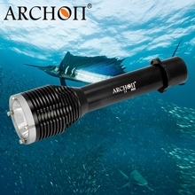 W28 Underwater Diving Flashlight, scuba diving led lanterns