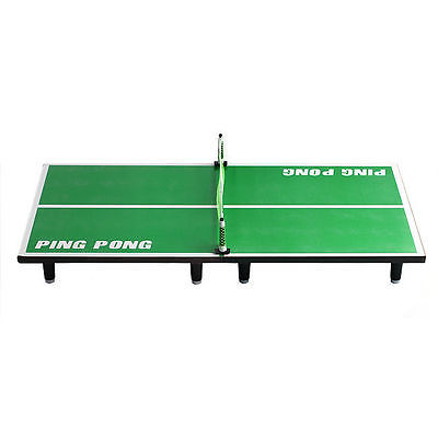 Mini Ping Pong Tabletop Table Tennis Game Sets Tennis Ball