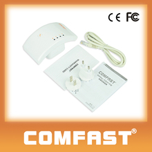 COMFAST 300Mbps Mini Portable Wireless Access <strong>Point</strong>/Wifi Repeater (CF-WR500N)