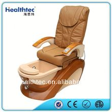 luxurious foot massage for nail &beauty salon pedicure spa chair remote control