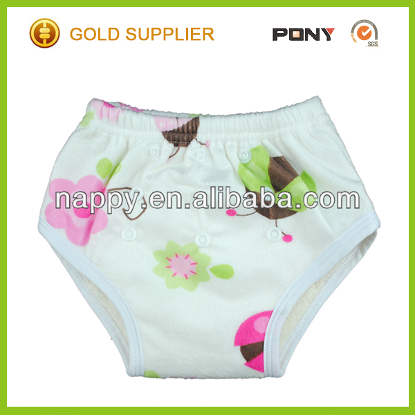 Boy Baby Cloth Training Pants Baby Pants