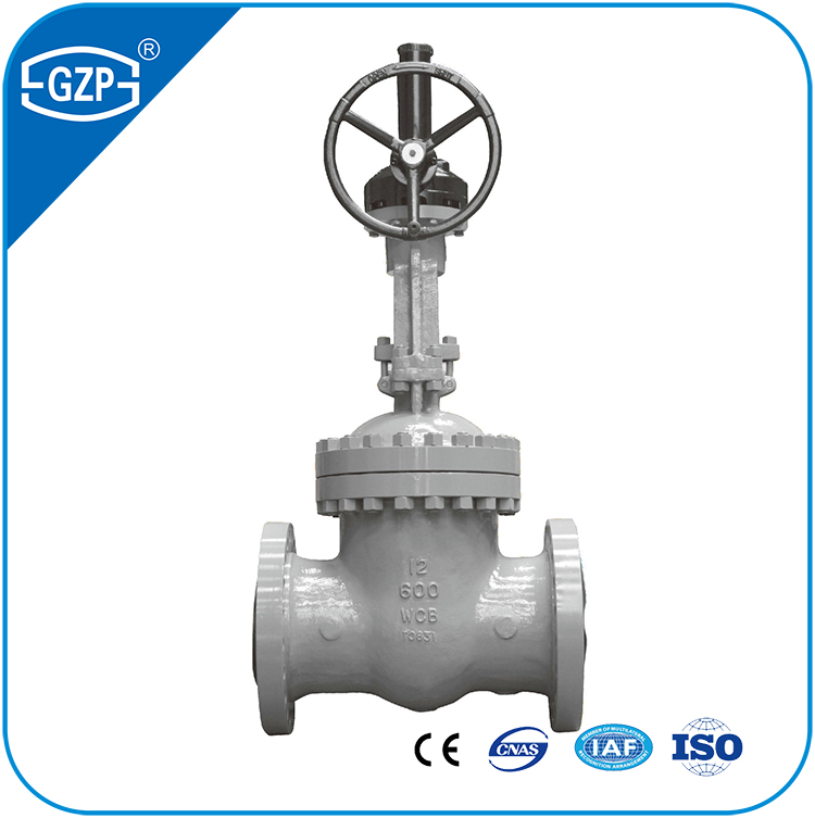 API600 API6D STD CE Certification Stainless Steel CF3M Rising Stem Bolted Bonnet Flange Flange Handwheel Solid Wedge Gate Valves