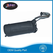 racing motorcycle exhaustmuffler for motorcycle