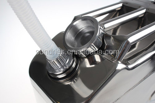 Stainless Steel Milk Can / Wine Can / Beer Can / Edible Oil Can / Petrol Can / Gas Can / Jerry Can / Oil Drum / Fuel Tank