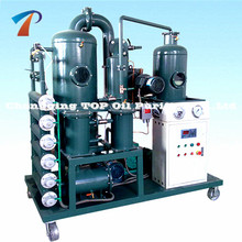 Good Price Waste Machine Oil Degassing Device/Black Insulation Oil Decoloring Unit, adopting stereo-evaporation technology