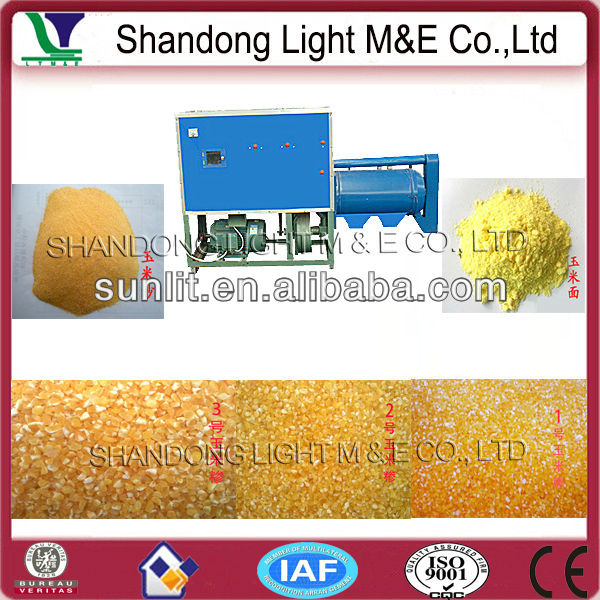 Hot Selling Industry Sweet Yellow Corn Grits Production Line
