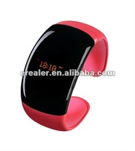 Fashionable Cell Phone Watch with Bluetooth
