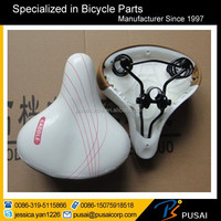 electric bike saddle/ custom bicycle used bicycle parts and accessories