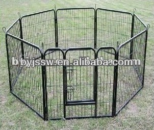 Galvanized Steel Dog Run