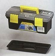 PLASTIC TOOL BOX - (MJ1019)