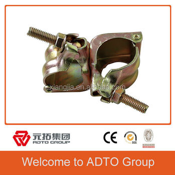 High Quality British Pressed Dcublel Coupler and endoscopic camera coupler for africa