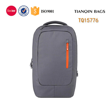TQ171020 Wholesale Canvas Laptop Computer Backpack Bag Manufacturers China