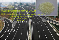 For road marking paint, petroleum resin C5