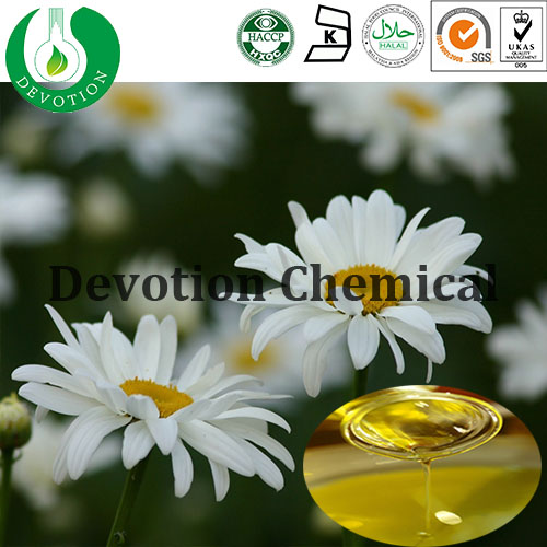 Pure Natural Chamomile Essential Oil Plant Extract Essential Oil