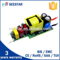 CE/EMC Approved 3-7W 36-65V 90mA non-isolated led buld driver