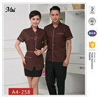 Factory cheap customized beauty SPA nurse uniform wholesale