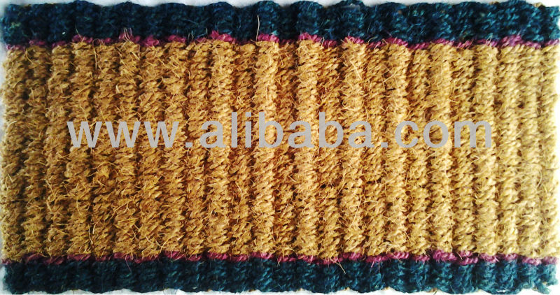 Coir Rope Mat - Hand Made, 100% Eco Friendly