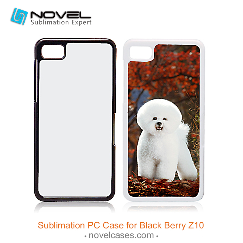 New Arrival fancy Sublimation cell Phone Case For Black Berry Z10