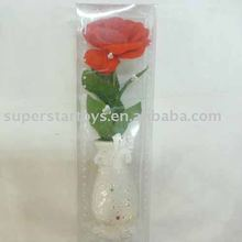 beautiful Valentine's day flower, cheap artificial rose for Valentine day