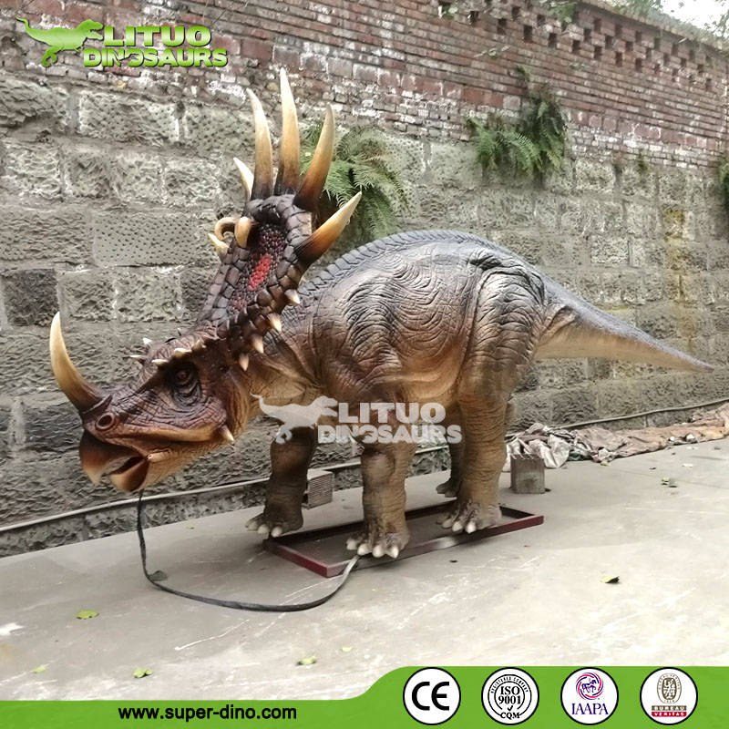 Real Size Moving Robotic Dinosaur Attractions
