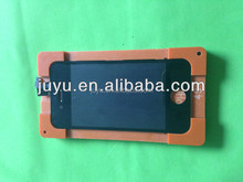 "Factory price !!Bakelite mold fix glass location refurbishing lcd for ip4 4g 4s 5g ,for samsung and other 7"" screen"