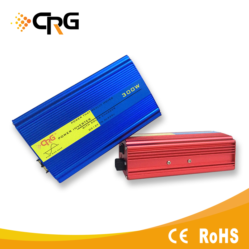 OEM China factory CRG-300W Pure Sine Wave inverter 110V 300W Car Power Inverter for North America