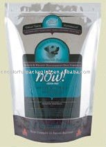 2011 new colorful printing Pet Food Packaging for dogs or cats