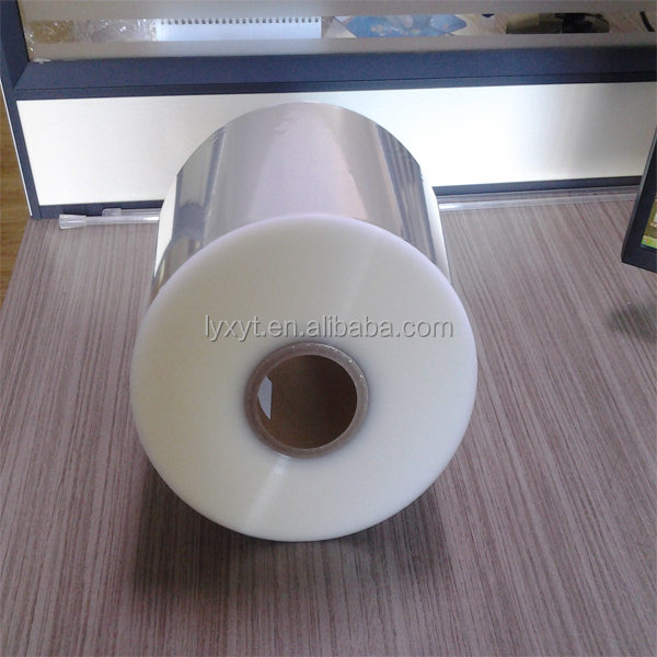 Heat shrink cigarette packing bopp heat sealable film