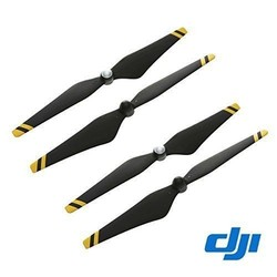 Genuine DJI Phantom 3 Contrllable Pitch Waterproof Electric Motor with Propeller E305 9450 Carbon Fiber Propellers