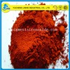 iron oxide red 130 for water permeable colorful asphalt paving materials