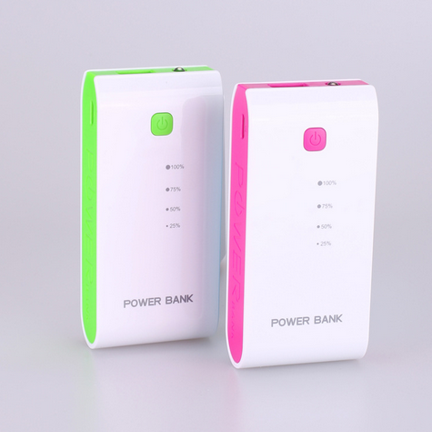 factory price 4000mah movable power source for all phone