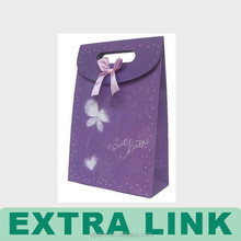 Newest Beautiful Cheap Promotional Gift Paper Bag Manufacturer With Your Own Logo