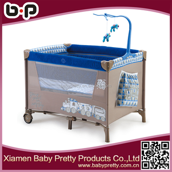 2015 new design portable baby crib for baby/baby crib bedding