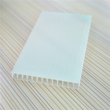 6/8/10mm 100% Sabic/Bayer virgin polycarbonate material greenhouse polycarbonate anti-fog hollow sheet