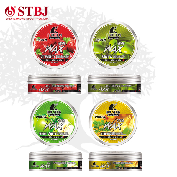 ROUSHUN Strawberry/Olive/Ginseng Hair Wax