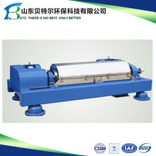 High quality decanter centrifuge for manganese ore raw materials dewatering with ISO9001