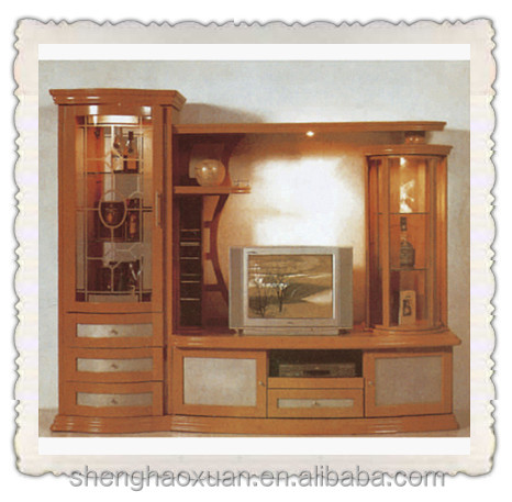 TV Showcase Designs Livingroom Furniture From China With Prices