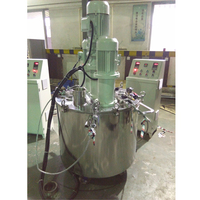 Medical ointment plaster industrial tank mixer