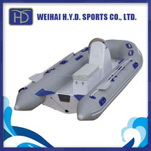 Factory Price 2015 Luxury Rib Hypalon Inflatable Boat