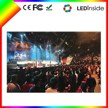Sunrise hot sale optical displays p6 module 192*192/192*96mm //p6 indoor full color led screen/p6 indoor led screen