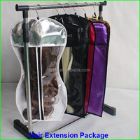 New design hair extensions packaging bags with great price