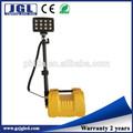 LED 36W Portable Law Enforcement stand work light with 12V cigar plug