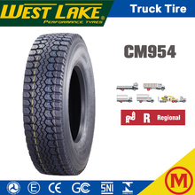 WestLake Goodride Chaoyang brand Factory in China CM954 TBR Tyre Radial Bus Truck Tires